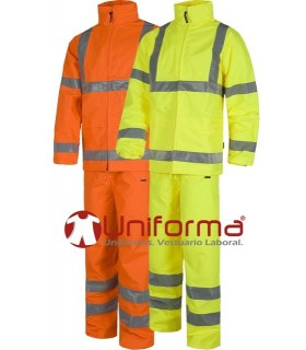 High Visibility Rainsuit