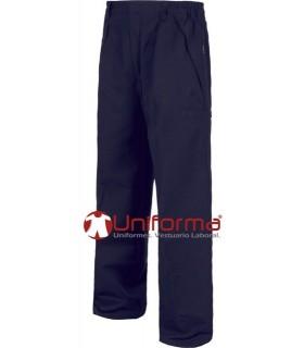 Pantalón de trabajo ignífugo, antiestático, arco electrico y soldadura