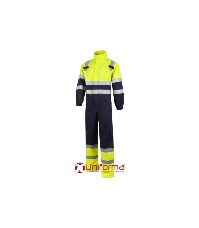 High Visibility Overall.