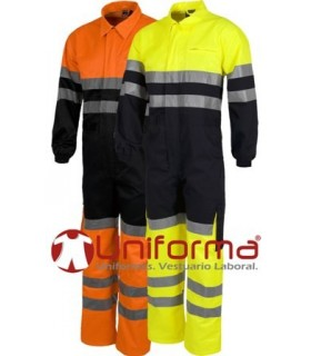High Visibility Overall
