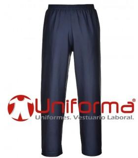 Pantalón Impermeable Ignífugo