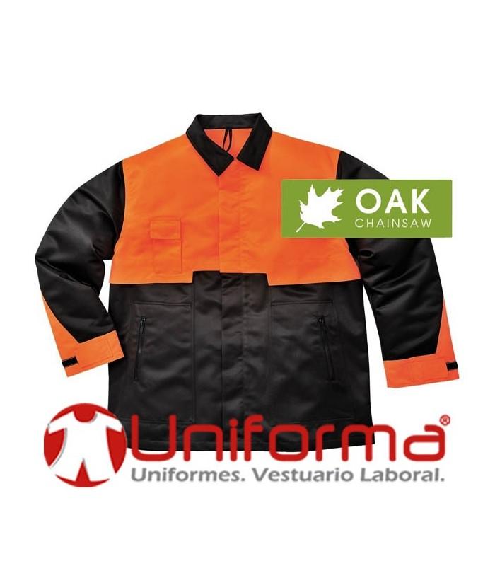 Chaqueta para trabajo forestales Oak