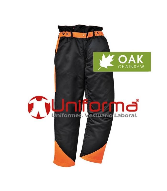 Pantalón para trabajos forestales OAK