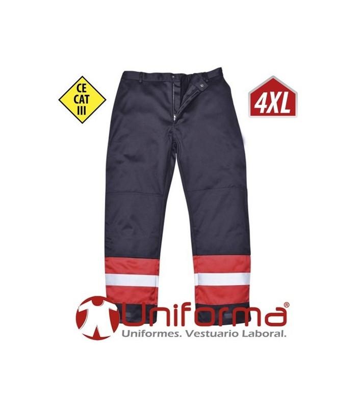 Pantalón de trabajo para soldadores en Uniforma