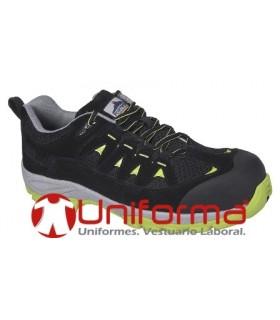 Zapato de seguridad deportivo