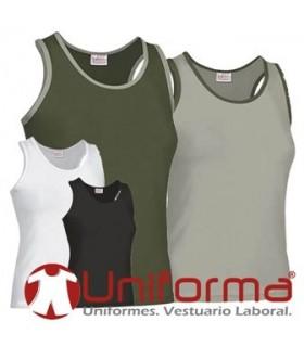 Camisetas de tirantas