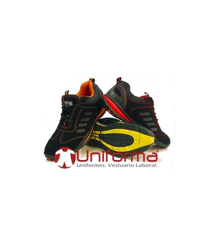 Zapato deportivo de seguridad S1P