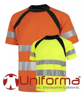 Camisetas de alta visibilidad