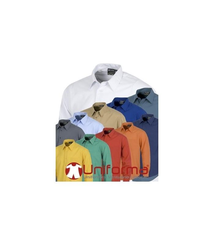 Camisas de manga larga