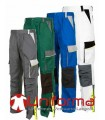 Pantalón tricolor con rodilleras