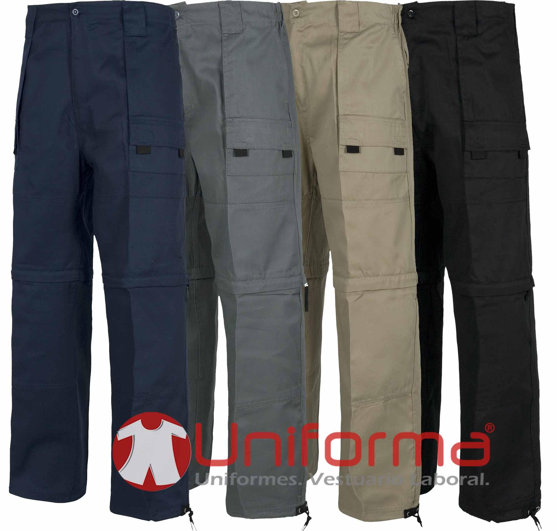 Pantanones de trabano malaga for Pantalones de trabajo multibolsillos