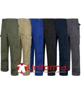 Pantalones de alta calidad reforzados culera rodilleras uniforma