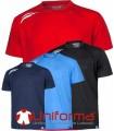 Camisetas Técnicas transpirables
