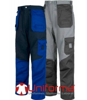 Multipocket work pant.