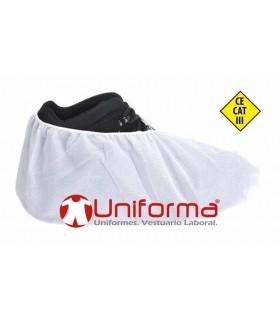 Cubre zapatos Ignífugo contra riesgo químico tipo 6