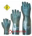 Guantes protección química