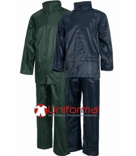 Conjunto impermeable.