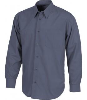 Camisa de manga larga.