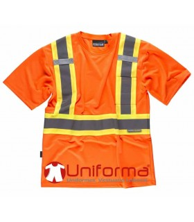 High Visibility T-Shirt short sleeve.