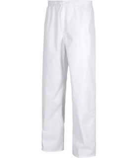 Pantalón cintura de goma para enfermeros, limpiadoras