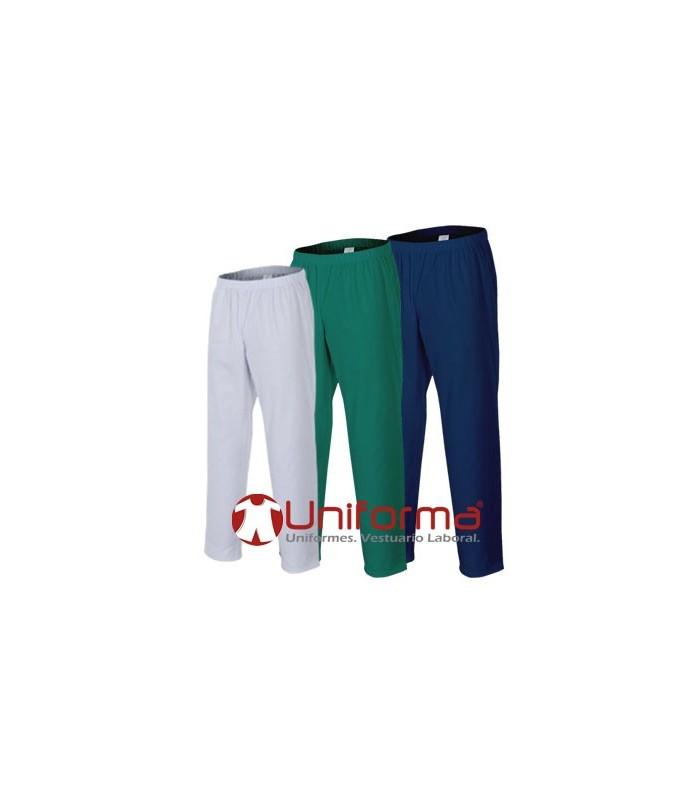 Pantalón de trabajo sin bolsillos en Uniforma