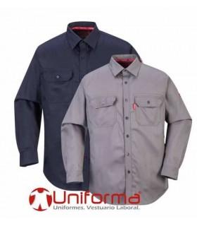 Camisa de trabajo Ignífuga
