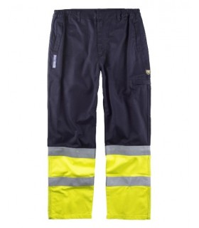 High Visibility fire retardant trousers