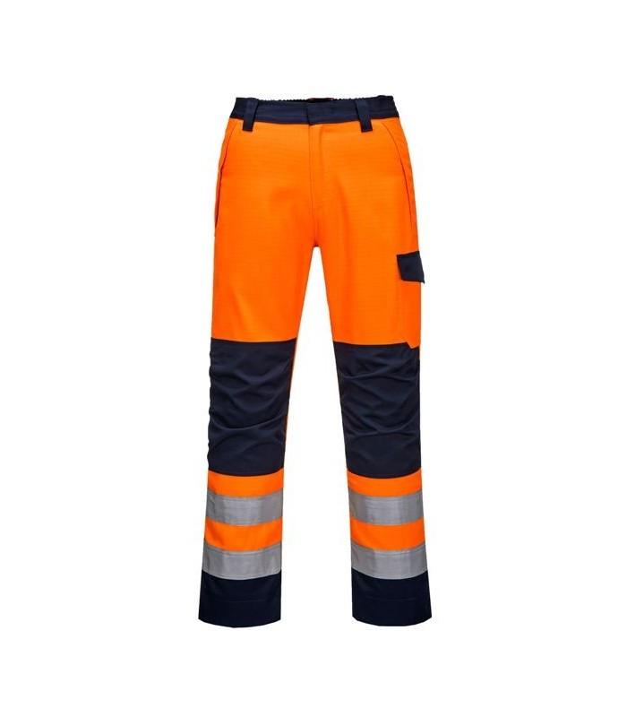 Pantalón de trabajo ignífugo multinorma en Uniforma