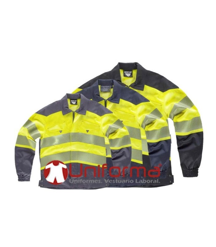 The most comfortable high visibility jacket