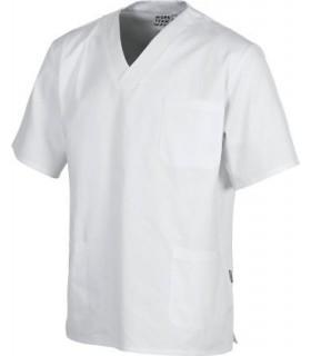Casaca enfermero de algodón 100%
