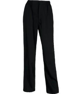 Pantalón cintura elástica de poliéster.