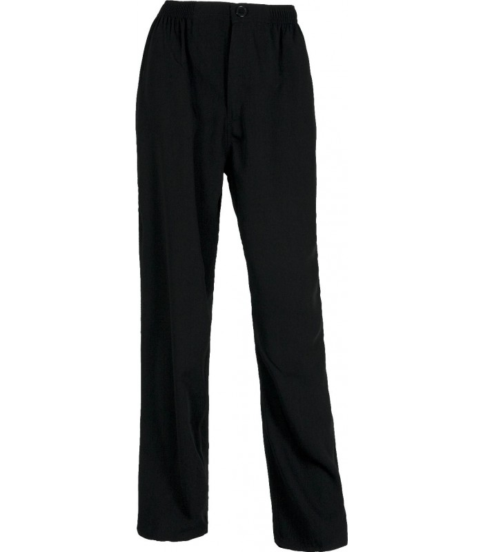 Pantalon cintura elastica de poliester.
