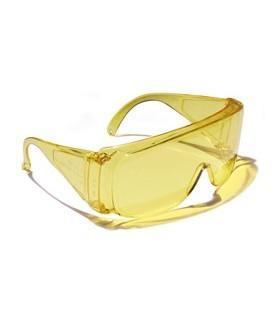 Gafa básica ocular ambar