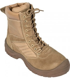 Botas color camel