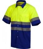 Camisas de alta visibilidad