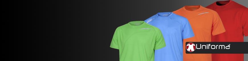 Camisetas de trabajo personalizables en uniforma